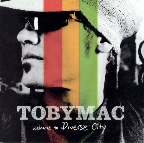 Tobymac - Welcome to diverse city (CD) - image 1 of 1