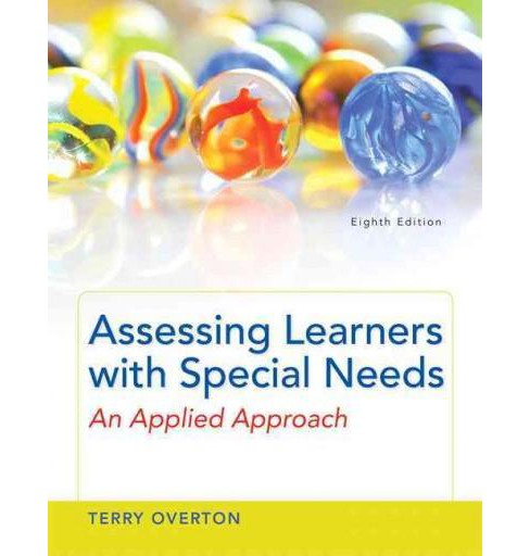 Assessing Learners With Special Needs +  (Other merchandize) - image 1 of 1