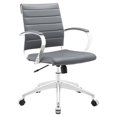 Office Chair Modway Anchor Gray - image 1 of 4