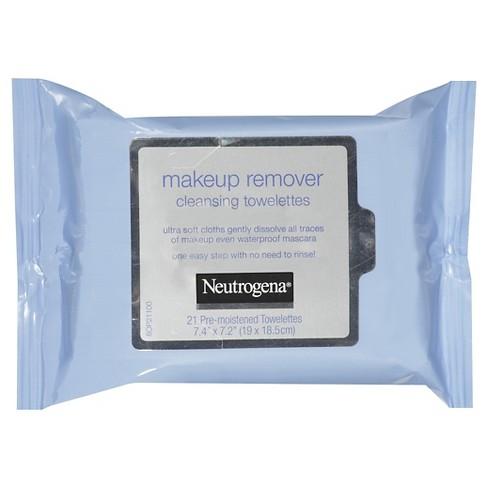 Neutrogena Makeup Removing Wipes -21ct - image 1 of 2