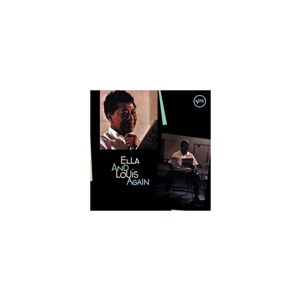 Ella Fitzgerald - Ella & Louis Again (Vinyl)