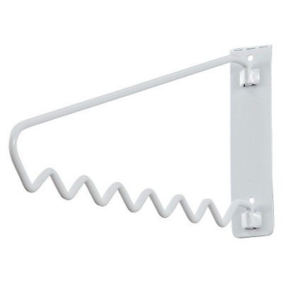 ClosetMaid Over-the-Door Wire Hanging Bar - White