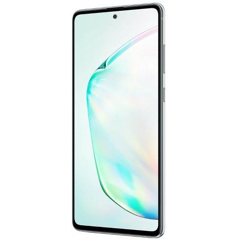 "Samsung Galaxy Note 10 Lite 128GB ROM 6GB RAM 6.7"" SM-N770F/DS Dual Sim GSM  Factory Unlocked International Model Smartphone - image 1 of 4"