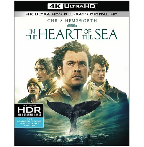 In The Heart Of The Sea (4K/UHD) - image 1 of 1