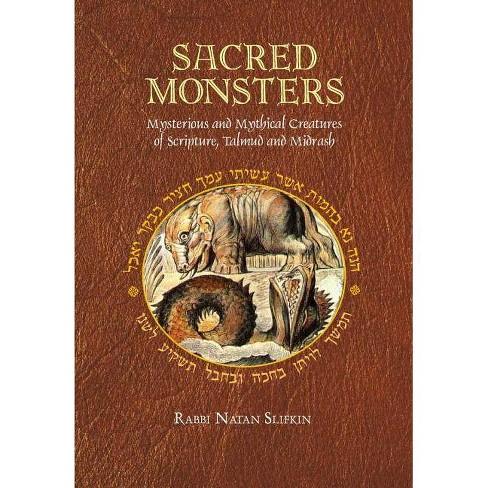 Sacred Monsters - by  Natan Slifkin (Hardcover) - image 1 of 1