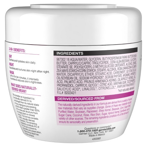 Garnier SkinActive 3-in-1 Face Moisturizer with Rose Water - 6 75 fl oz
