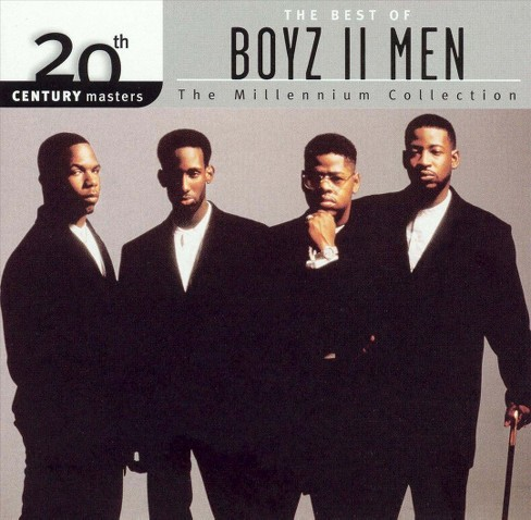 Boyz II Men - 20th Century Masters: The Millennium Collection: Best of Boyz II Men (CD) - image 1 of 1