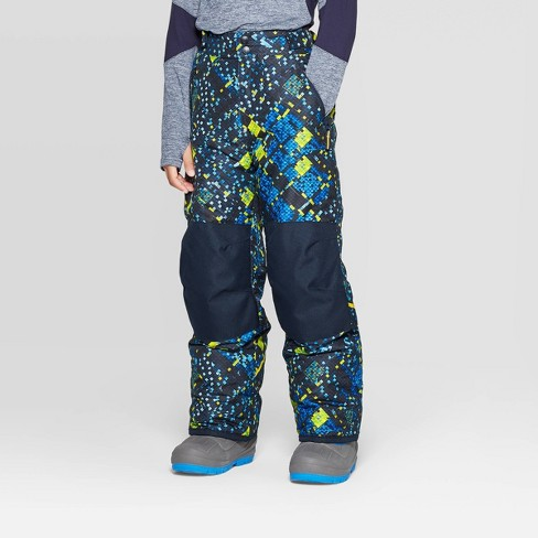 Boys' Elevated Snow Pants - C9 Champion® - image 1 of 3