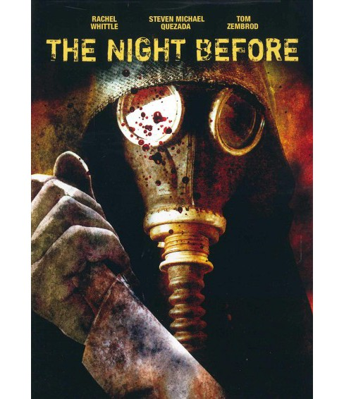 Night Before (DVD) - image 1 of 1
