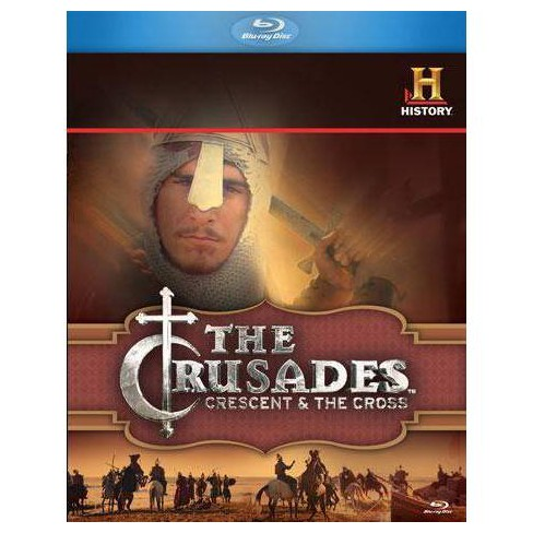 The Crusades: Cresent & The Cross (Blu-ray) - image 1 of 1