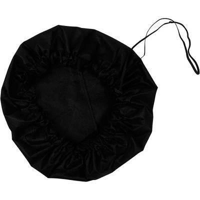 "Gator Black Bell Mask With MERV 13 Filter, 24-26"""