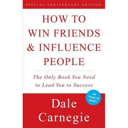 How To Win Friends and Influence People 07/20/2015 Self Improvement - image 1 of 1