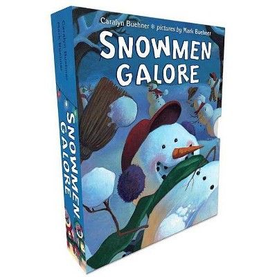 Snowmen Galore - by  Caralyn Buehner (Mixed Media Product)