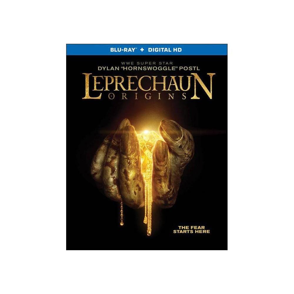 Leprechaun Origins Blu Ray 2014