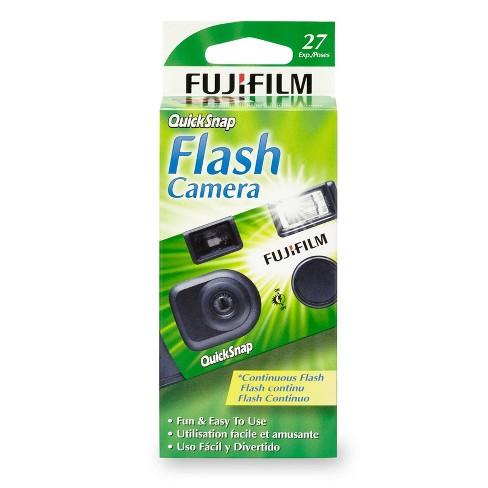 Fujifilm Quicksnap 135 Flash 400-27exp Camera - image 1 of 4