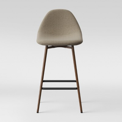 Copley Upholstered Counter Stool - Beige - Project 62™