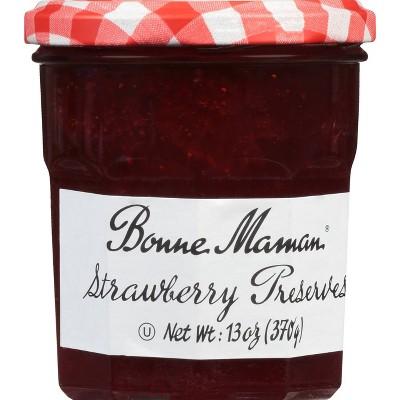 Bonne Maman Strawberry Preserves - 13oz