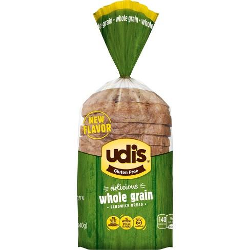 Udi's Gluten Free Whole Grain Frozen Bread - 12oz - image 1 of 1