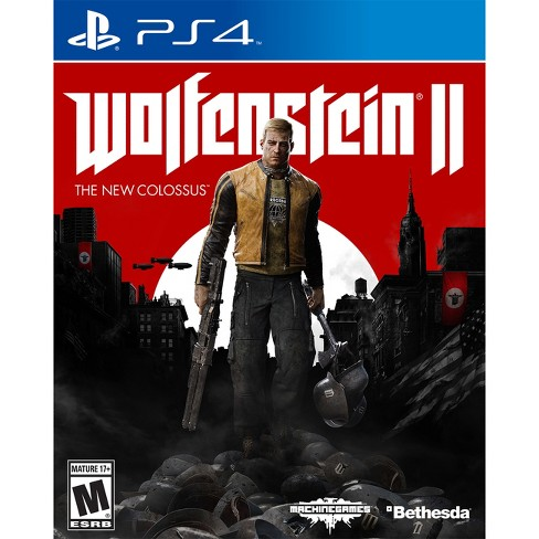 Wolfenstein II: The New Collossus Collector's Edition - PlayStation 4 - image 1 of 6