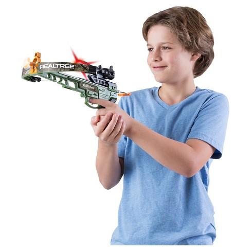 NKOK RealTree Pistol Crossbow set (14