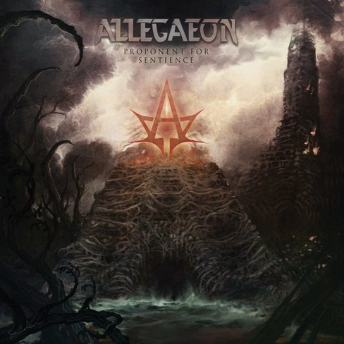 Allegaeon - Proponent For Sentience (CD) - image 1 of 1