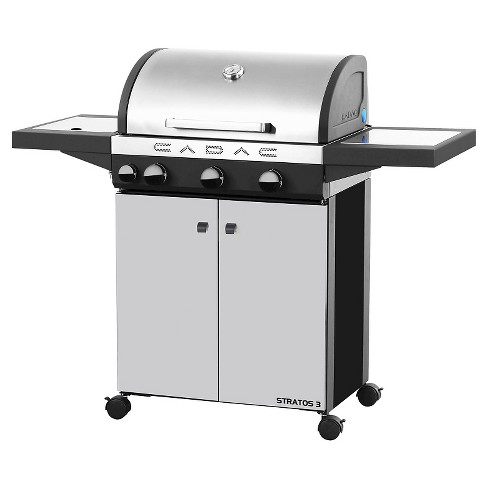 Cadac Stratos 3 - 39-000 BTU Stainless Steel Gas Grill - image 1 of 3