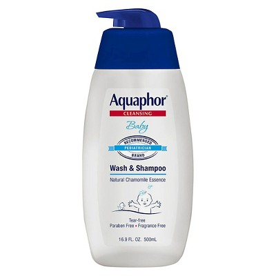 Aquaphor Baby Gentle Wash and Shampoo - 16.9oz