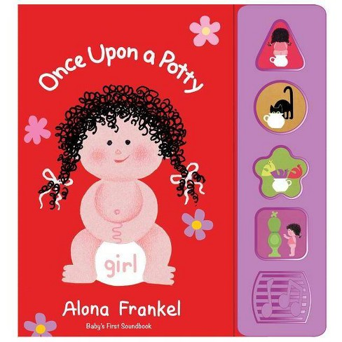 Once Upon a Potty -- Girl - by  Alona Frankel (Board_book) - image 1 of 1