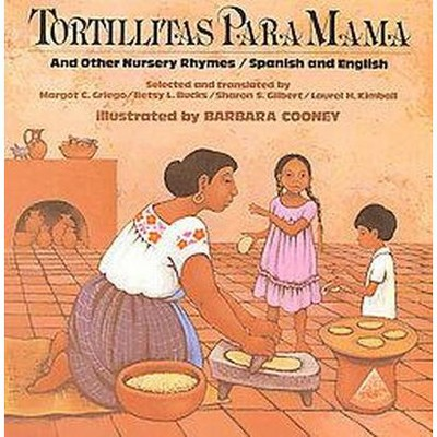 Tortillitas Para Mamma and Other Nursery Rhymes/Spanish and English (Bilingual)(Paperback)