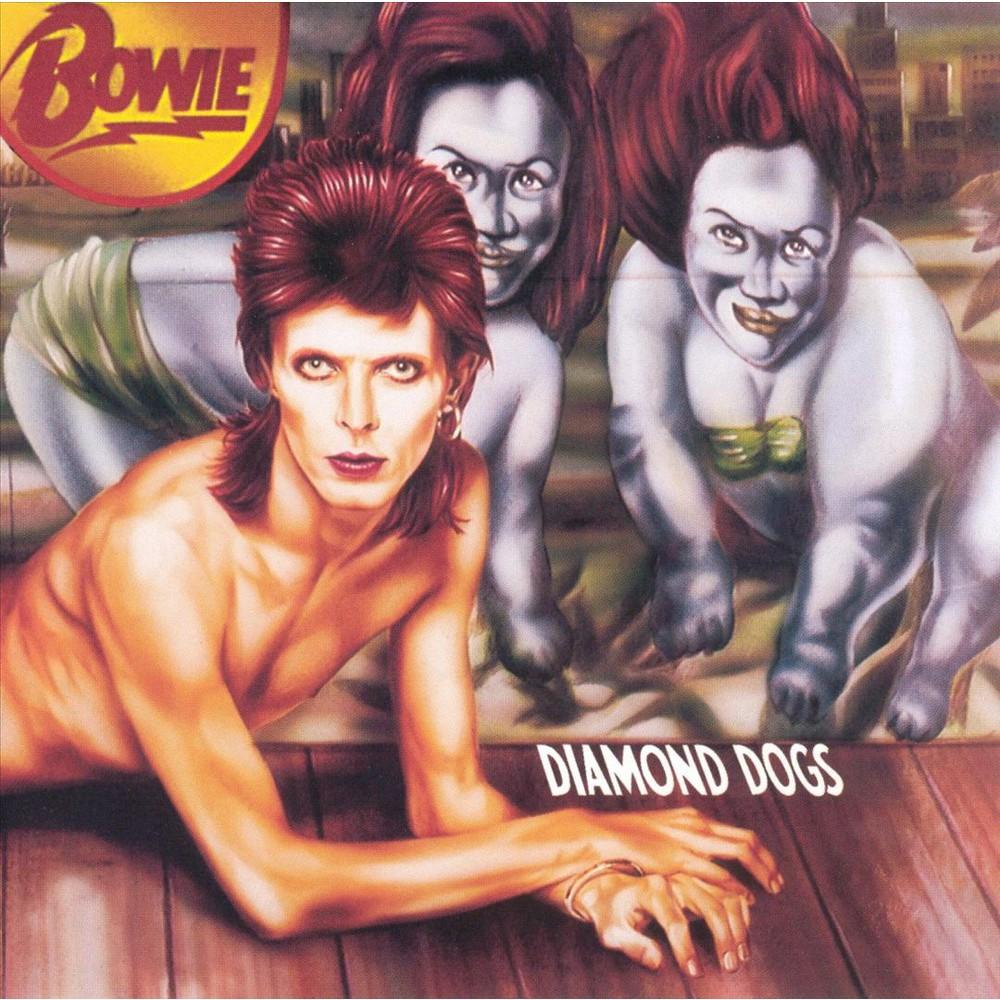 David bowie - Diamond dogs (CD)