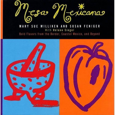Mesa Mexicana - by  Mary S Milliken (Hardcover) - image 1 of 1