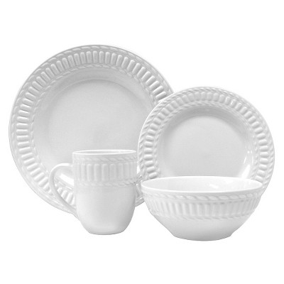 C.C.A. International Artica 16pc Dinnerware Set