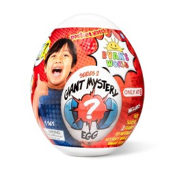 Ryan's World Target Exclusive Giant Egg Surprise - Color May Vary