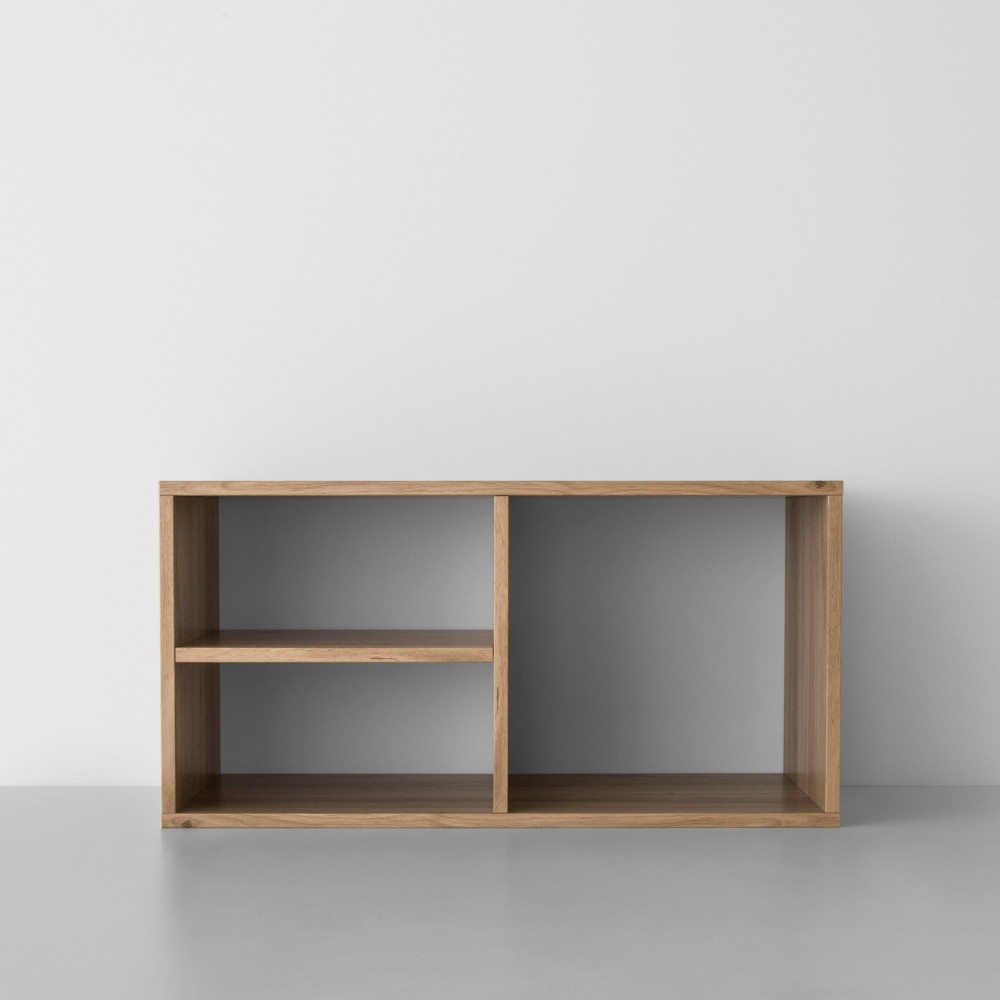 Image of 3 Shelf Closet System Natural - Made By Design