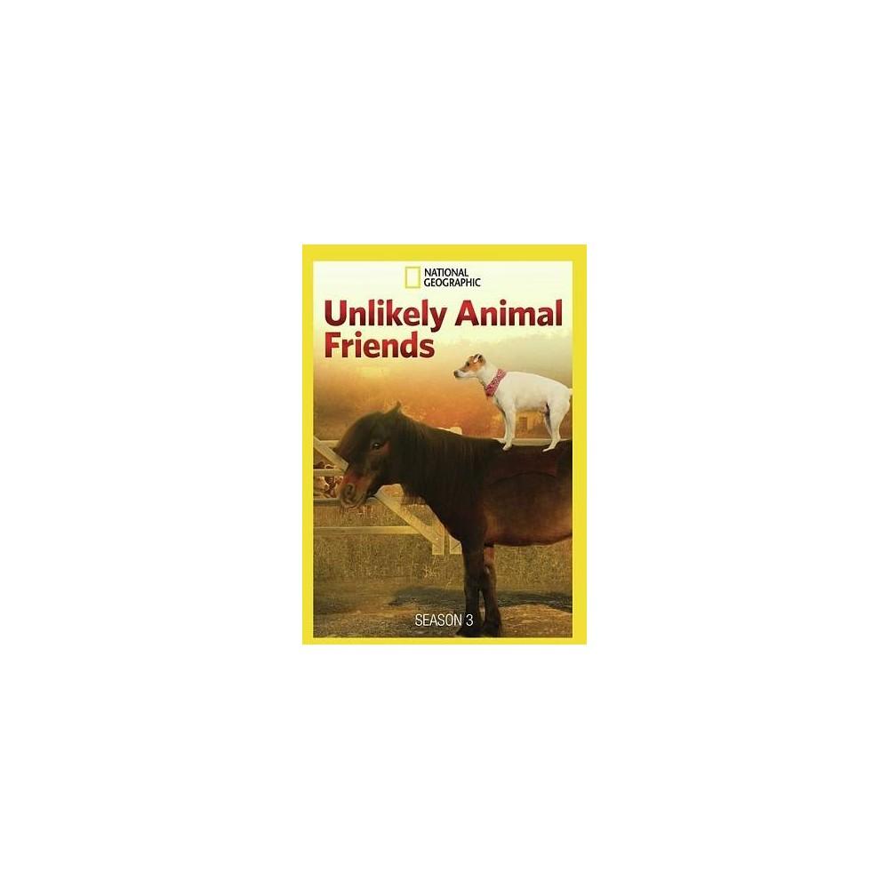 Unlikely Animal Friends:Season 3 (Dvd)