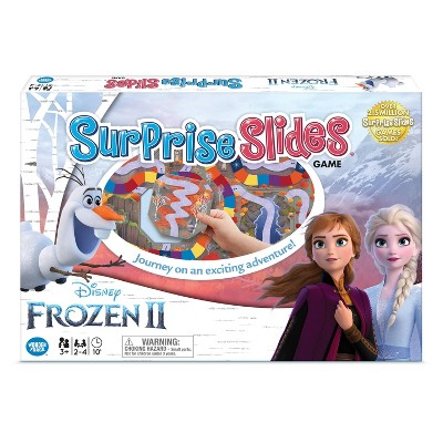 Wonder Forge Frozen 2 Surprise Slides Game