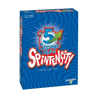 5 Second Rule Game - Spintensity
