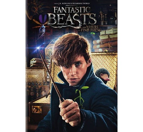 Fantastic Beasts And Where To Find Th (DVD) - image 1 of 1