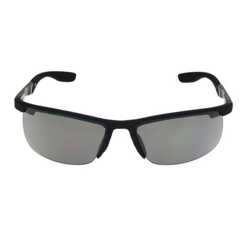 Foster Grant Men's Rectangle Sunglasses - Black - image 1 of 2