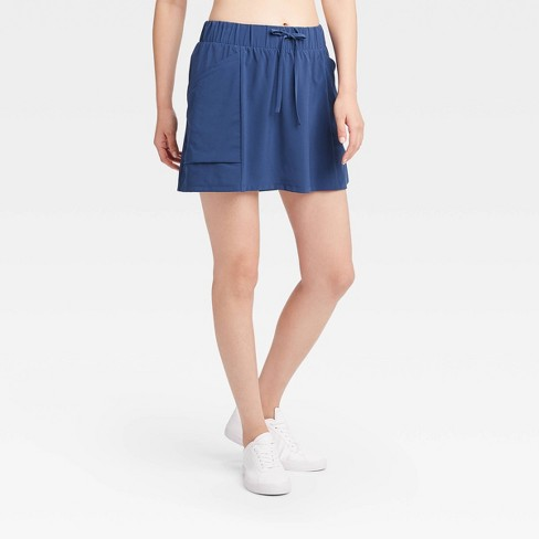 "Women's Stretch Woven Skort 16"" - All in Motion™ - image 1 of 4"