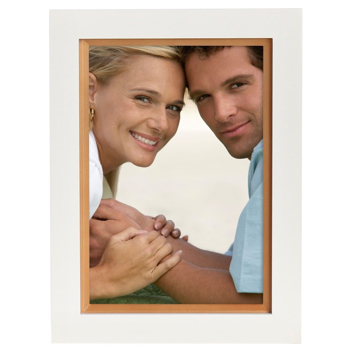 "Frame Set White 5""x7"" 4pk - Uniek - image 1 of 5"