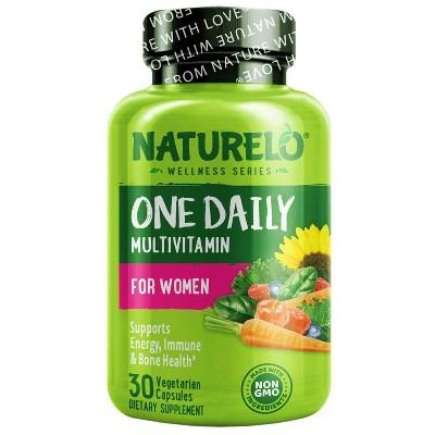 Naturelo Women One Daily Multivitamin Capsules - 30ct