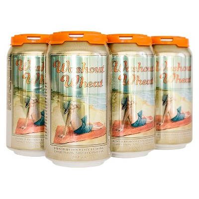 Holy City Washout Wheat Beer - 6pk/12 fl oz Cans