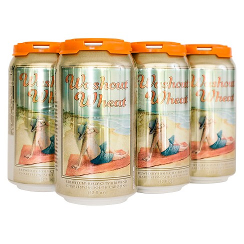 Holy City® Washout Wheat - 6pk / 12oz Cans - image 1 of 1