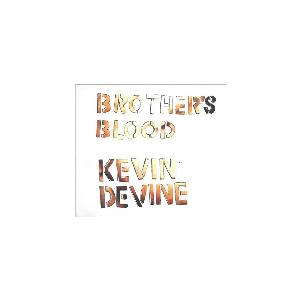 Kevin Devine - Brother's Blood (Vinyl)