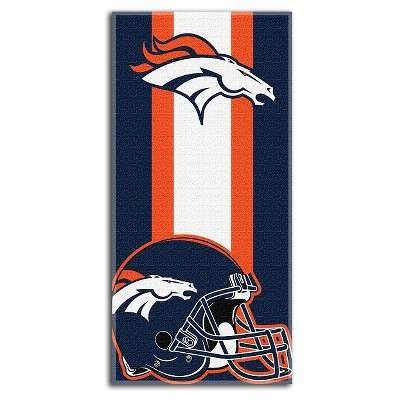ae259d0f Northwest Denver Broncos Zone Read Beach Towel
