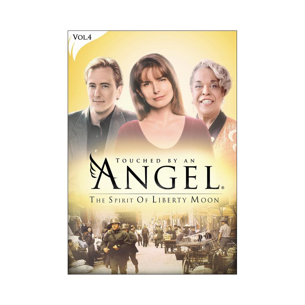 Touched By An Angel:Spirit Of Liberty (Dvd)