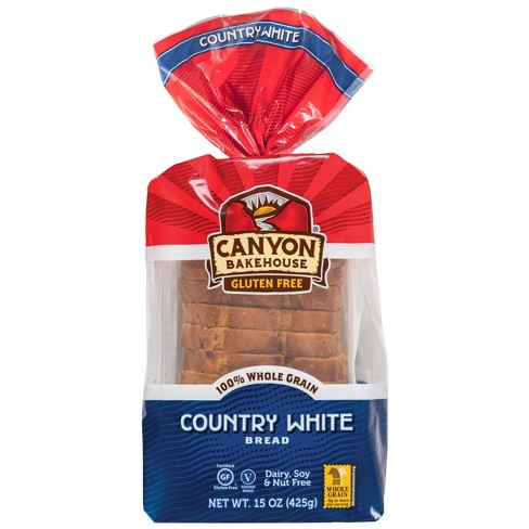 Canyon Bakehouse Stay Fresh Country White Bread - image 1 of 2