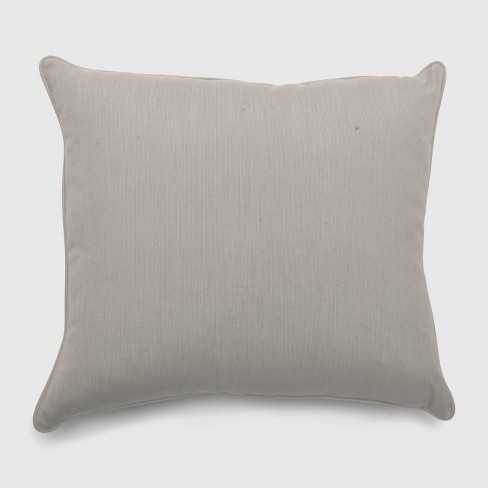 Outdoor Double Welt Deep Seat Pillow Back Cushion Sunbrella Spectrum - Smith & Hawken™ - image 1 of 2