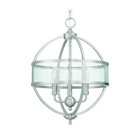 """Park Harbor PHFPL1073 3 Light 14"""" Wide Taper Candle Pendant - image 1 of 1"""